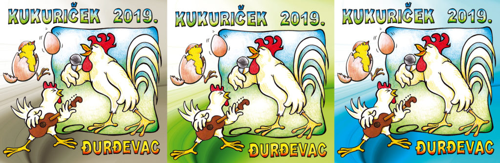 Osvojite CD dječjeg festivala KUKURIČEK 2019.