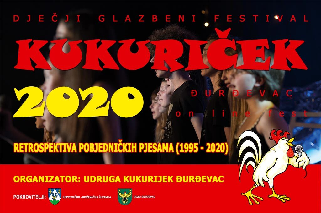 KUKURIČEK 2020. Online Festival